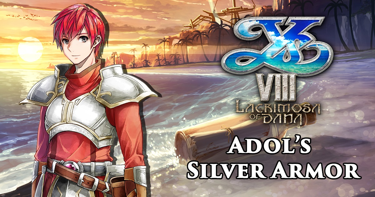 NIS America has revealed another bonus for the Switch version of Ys VIII.  All copies will include Adol\u0027s Silver Armor costume, a special outfit from  the