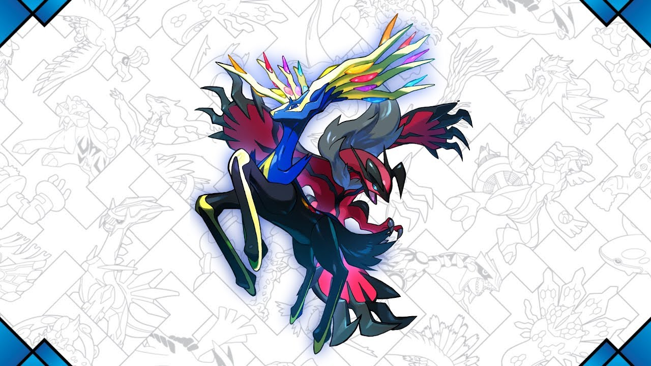 Full details on the yveltal and xerneas legendary pokemon distribution for may nintendo everything - Legendaire shiney ...
