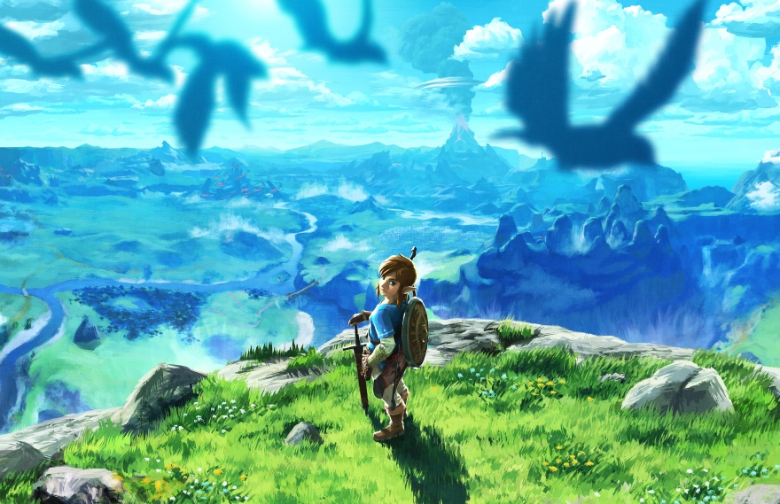 Zelda Breath Of The Wild Now Has More Perfect Scores On