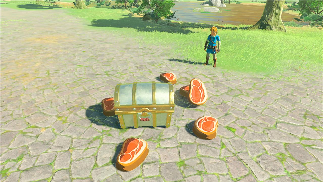 Nintendo reveals how the new Zelda 30th anniversay amiibo work in