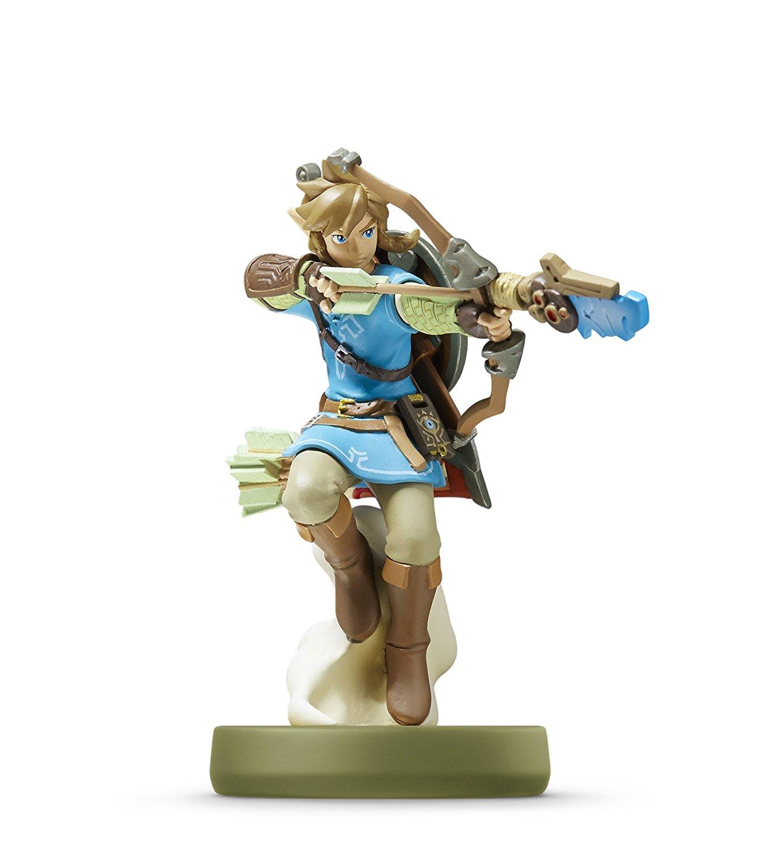 Zelda: Breath of the Wild amiibo should be restocked soon