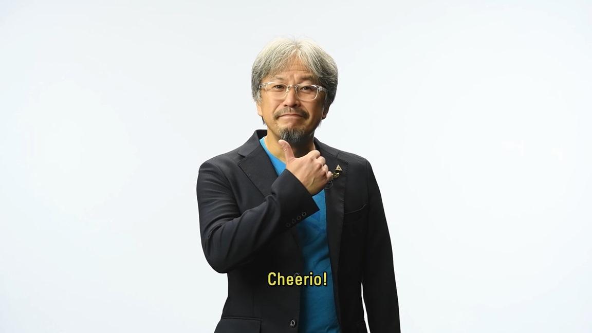 Zelda producer Eiji Aonuma still finds it exciting to collaborate with Shigeru Miyamoto