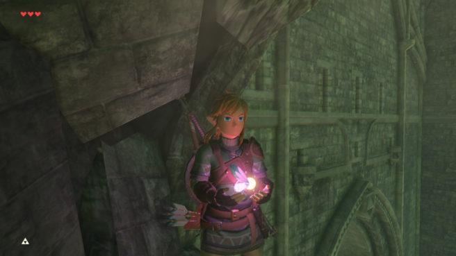 Zelda Breath Of The Wild Glitch Turns Off The Cartoon