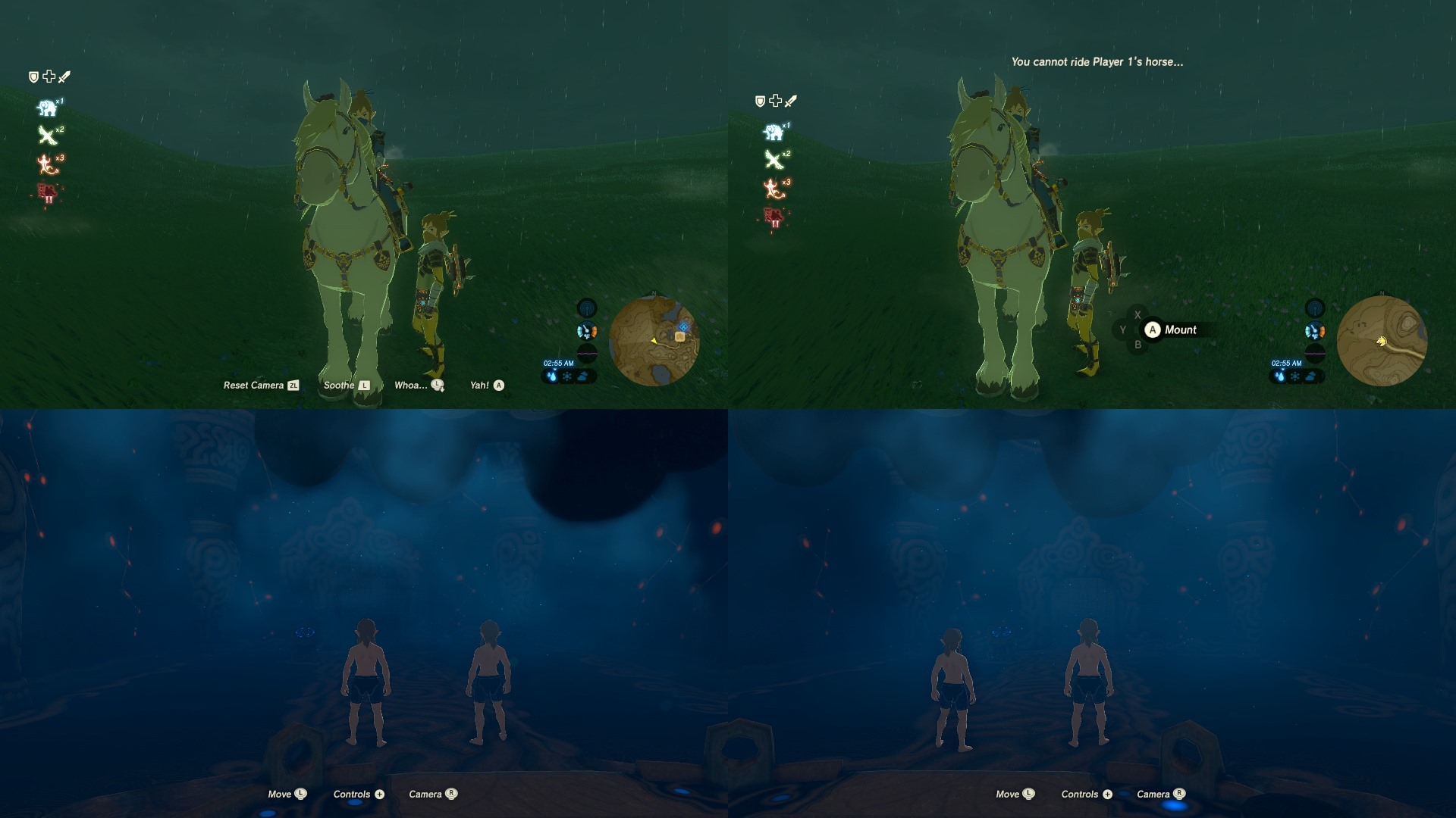 Zelda Breath Of The Wild Was Developed As An Entirely Single Player Experience Some Fans Are Trying To Turn That Concept On Its Head However