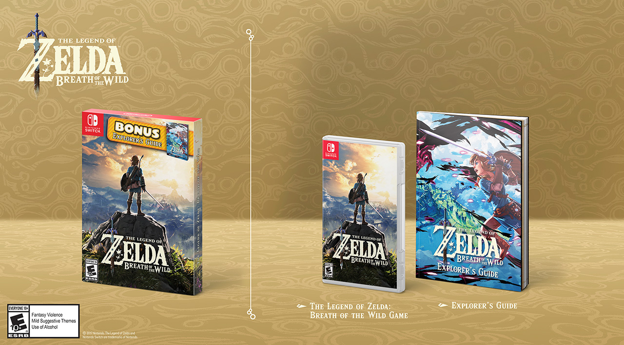 The Legend of Zelda: Breath of the Wild Archives - Page 3 of
