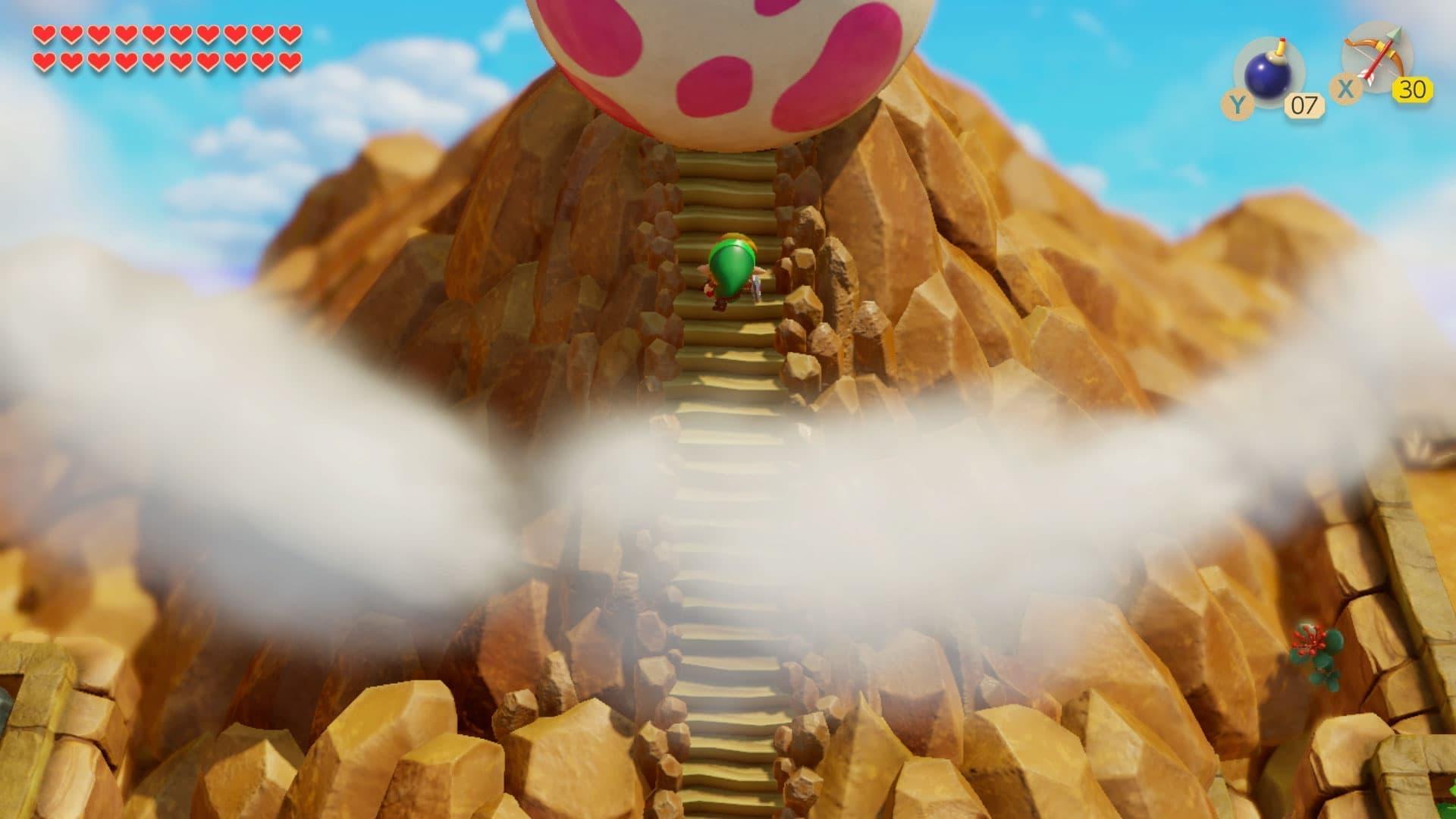 Zelda: Link's Awakening teaser site open