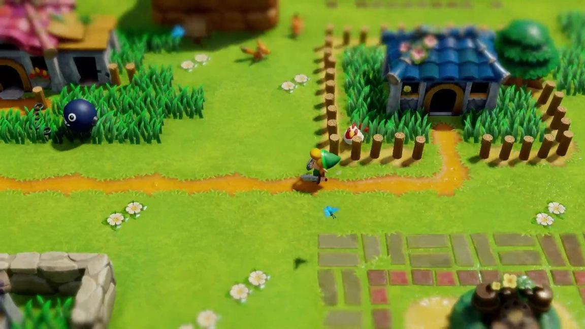 Zelda: Link's Awakening announced for Switch - Nintendo ...