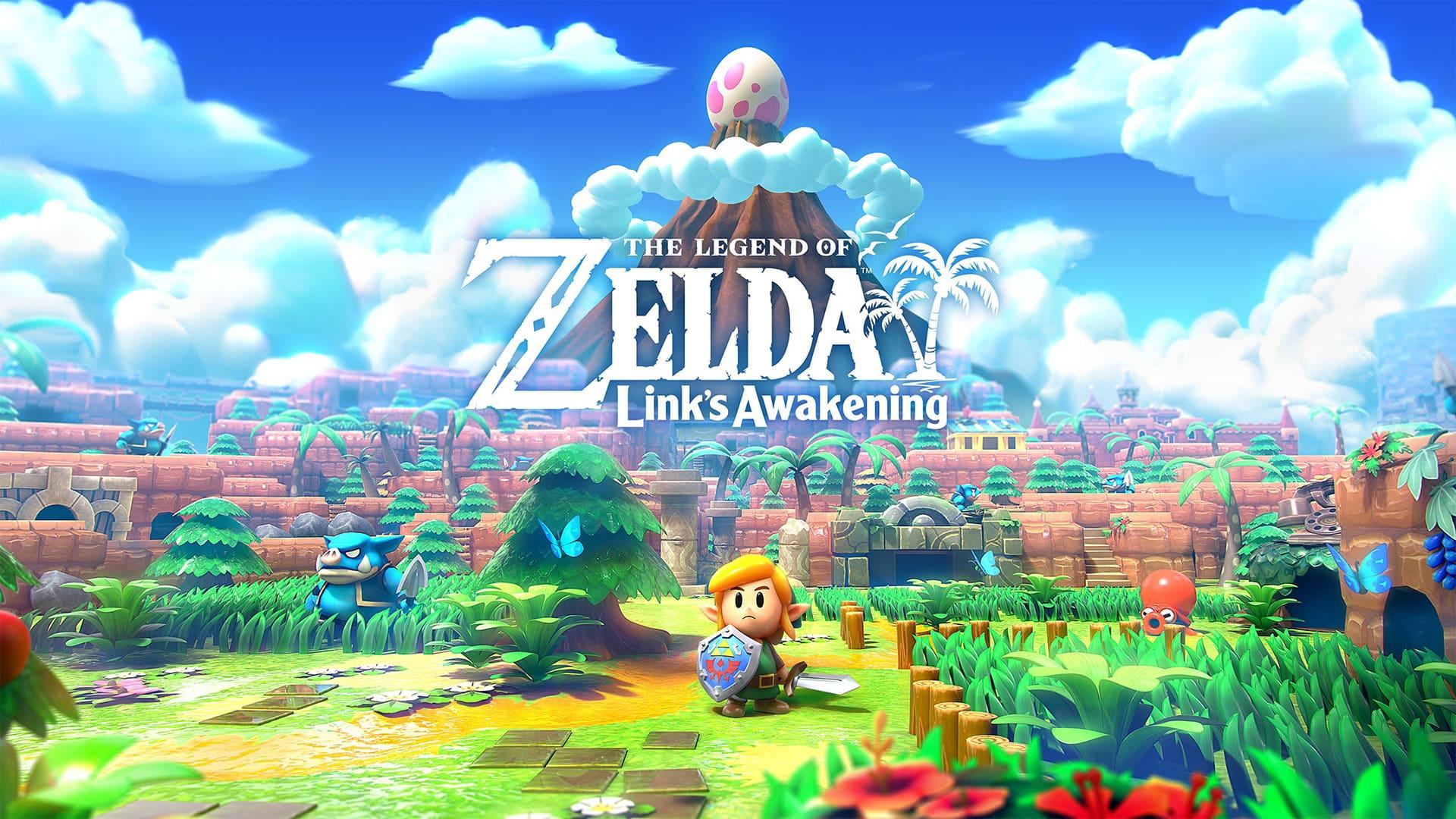 Animal Crossing New Horizons Dragon Quest Xi S Zelda Link S