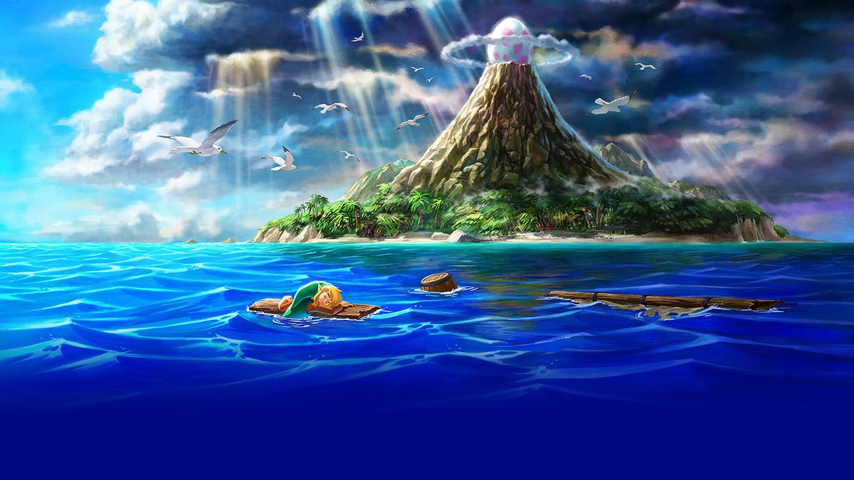 Zelda Links Awakening Remake Screenshots Nintendo Everything