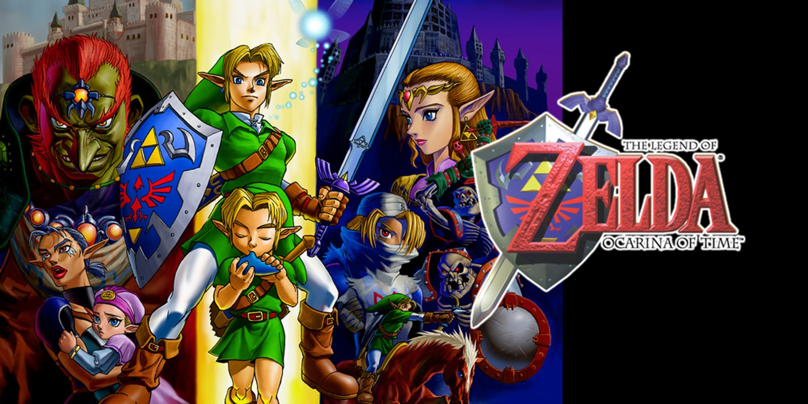 Zelda Ocarina Of Time Turns 20 Nintendo Everything
