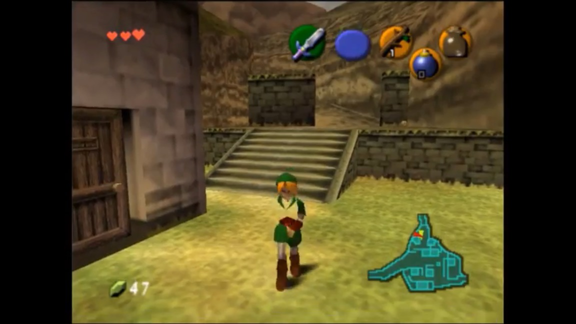 Newly Discovered Zelda Ocarina Of Time Glitch Lets You Use Any Item