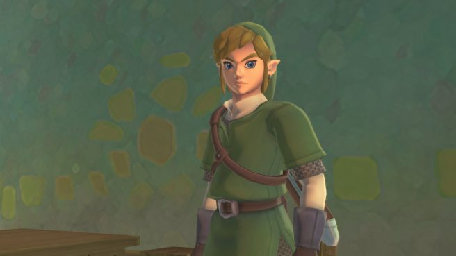 Zelda: Skyward Sword HD