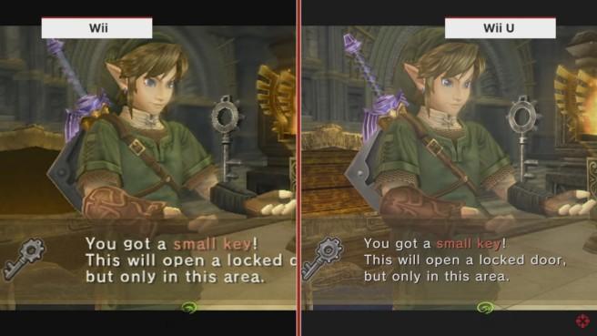 Zelda Twilight Princess Wii Bigger Wallet Iucn Water