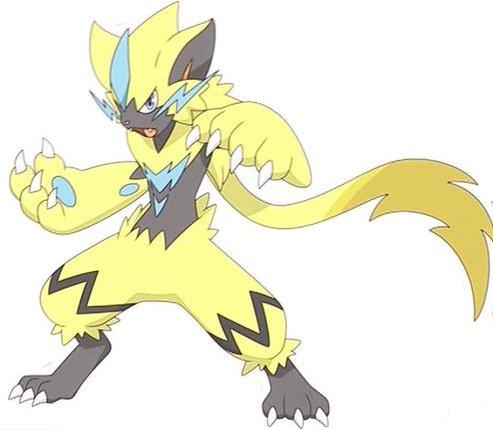 Zeraora officially revealed as a new Pokemon, latest ...