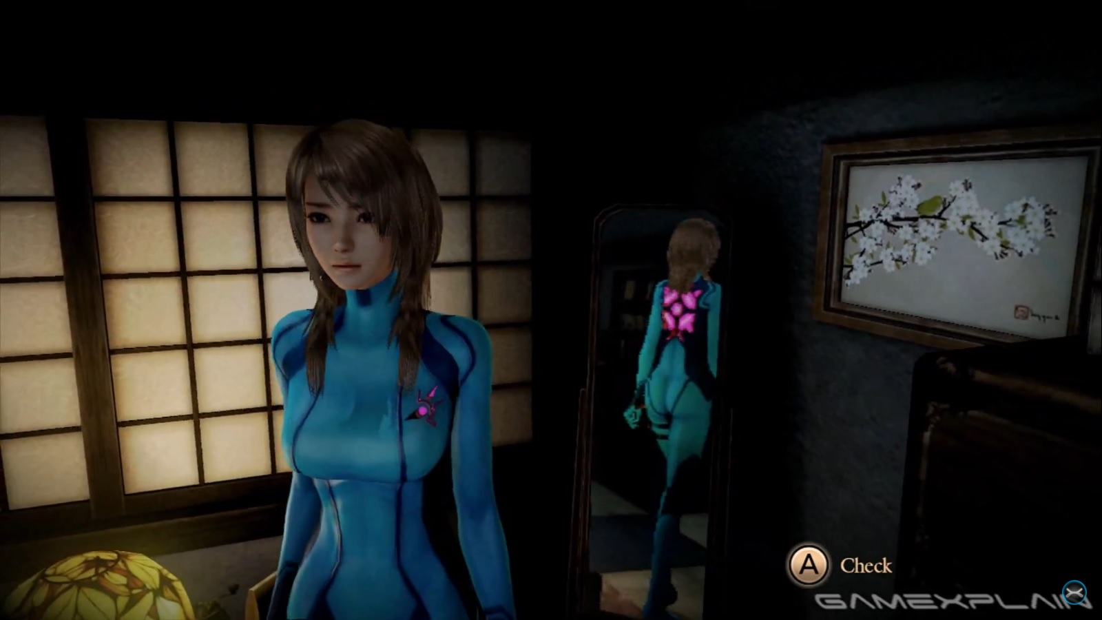 More Zero Suit Samus and Zelda costumes footage in Fatal Frame ...